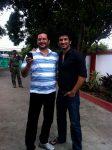 sushant singh rajput with his-cousin neeraj singh bablu
