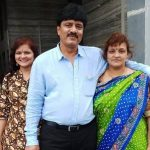 Aashka Goradia parents