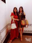 Anjali Tatrari with her mother Mona Tatrari