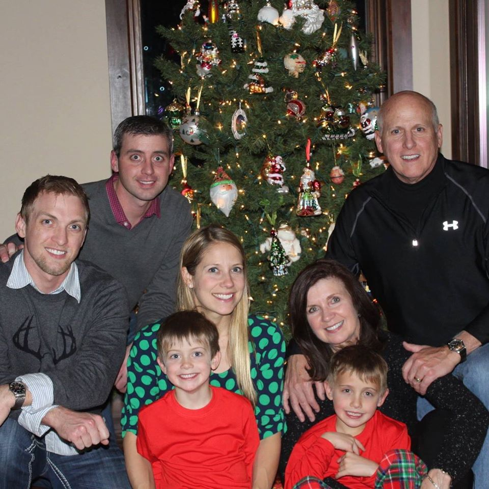 Brent Goble Family Picture