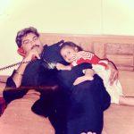 Surbhi Chandna father CP Chandna