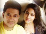 Surbhi Chandna with boyfriend Karan Sharma