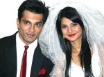 Jennifer Winget and Karan Singh Grover Wedding Picture