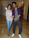 Jennifer Winget with actor Sehban Azim