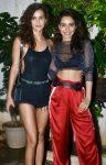 Aisha Sharma and Neha Sharma