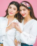 Mawra and Urwa Hocane