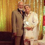 Gauahar Khan Parents
