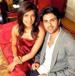 Harman Baweja with Priyanka Chopra