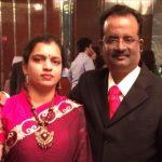 Abhijit Fadnavis and Jyoti Fadnavis