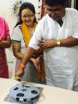 Barsha Rani Bishaya Parents