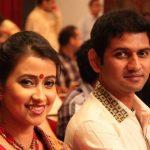 Barsha Rani Bishaya with Avinash Saikia