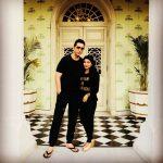 Kanav Puri with wife Priyanka Sethi