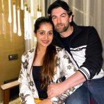 Neil Nitin Mukesh with wife Rukmini Sahay