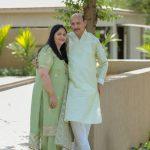 Purva Rana parents