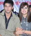 Sonika Kaliraman with brother Om Kaliraman