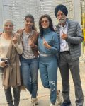 Taapsee Pannu family picture