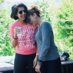 Taapsee Pannu with sister Shagun Pannu
