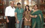 Amulya Ramani family picture