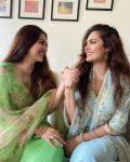 Esha Gupta with sister Neha Gupta