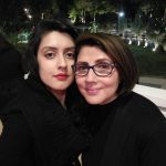 Prerna Gill with mother Vijayta Deol