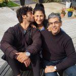 Vidyut Jammwal with Priyanka and Updesh Kapur