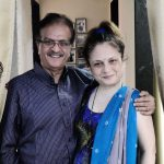Abigail Pande parents
